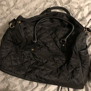 Handbags - Black weekender